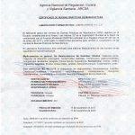 Certificacion BPM 2018